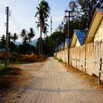 タイの秘境、リペ島で何もしない。